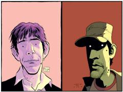 Fabio Moon e Gabriel Bá - Quadrinhos Nacionais