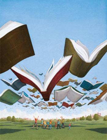 Literatura te dá asas