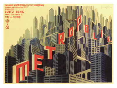 Cartaz do filme Metropolis
