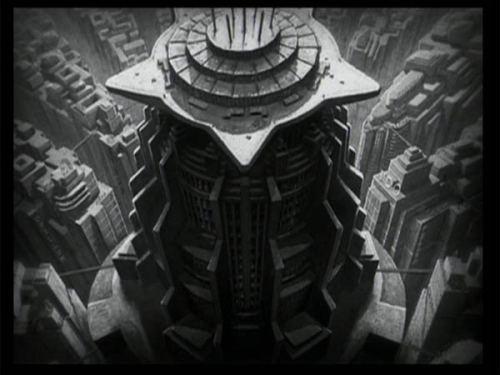 A torre de Babel, de Metrópolis