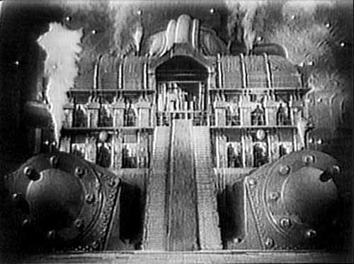 Maquinas de Metropolis