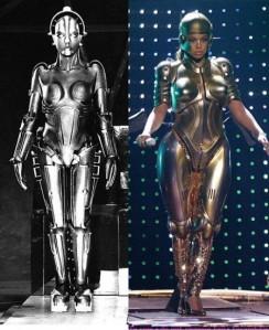 Beyonce ficou bem parecida com Hel